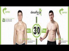 Desafio dos 30 – Barriga Tanquinho em 6 semanas | Corpo e Saúde em Forma