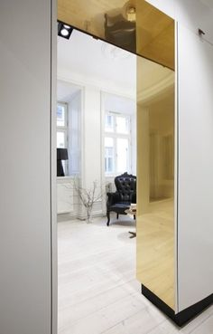 Interior Doors Like Nothing You've Seen Before | Apartment Therapy