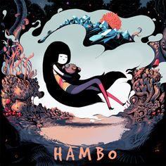「Hambo」/「fellipe」のイラスト [pixiv]