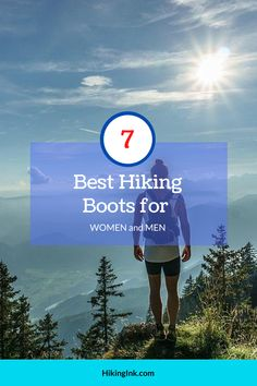 Choose one of these best hiking boots for your day hike. Your feet will love you!  #best hiking boots Best Hiking Boots, Hiking Socks, Hiking Boots Women, Timberland White Ledge, Suede Leather, Leather Boots, New Balance Men, Timberland Mens, Day Hike