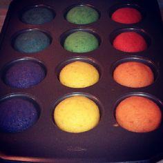 Taste the rainbow!  ALL MINE :)  @Claudya Cardenas