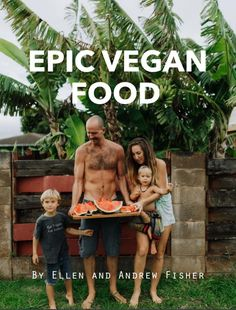 #ellen fisher #vegan #epic_vegan_food love, love