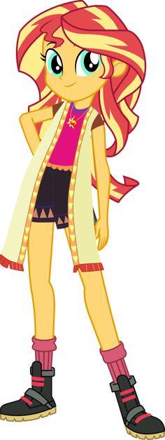Sunset Shimmer Legend of Everfree by MLGSkittles.deviantart.com on @DeviantArt