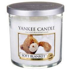 Yankee Candle Company 1205401Z Jar-HW Tum Reg Soft Blanke...