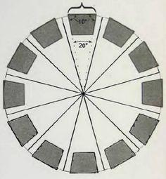 Esta es otra etapa y otra técnica de hacer tornería por segmentos o ladrillos y espero que sea de su agrado.