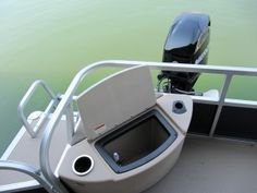 Click image for larger version Name: Views: 1 Size Pontoon Boat Accessories, Larger, Image