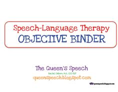 The Queen's Speech: The Objective Binder is here! For purchase in my TPT store!