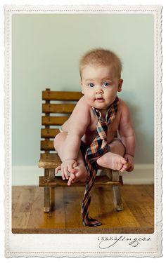 Baby boy photo shoot.