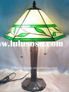 Worden Lamps - Glass Crafters Stained Glass Supplies