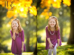 Swarthmore, PA Family Portrait Photography | S Family | Autumn Colors Outdoor Portrait | Candid Little Girl | Media Area Family and Children's Photographer |  #naturallight #mephotodesign #giggles #fallportraitsinthepark #documentartystyleportraits