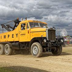 Scammell Junior Constructor ' by Andrew Harker Rv Truck, Big Rig Trucks, Semi Trucks, Cool Trucks, Pickup Trucks, Heavy Duty Trucks, Heavy Truck, Antique Trucks, Vintage Trucks