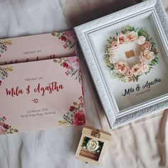 Shadow Box, Frame, Diy, Wedding, Souvenir, Casamento, Bricolage, A Frame, Weddings