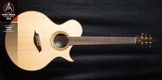 Exhibitor at the Holy Grail Guitar Show 2015: Adrian Lucas, A.J.Lucas luthier, United Kingdom www.lucasguitars.co.uk, www.facebook.com/pages/AJLucas-luthier/186817394373, www.holygrailguitarshow.com/exhibitors/a-j-lucas/