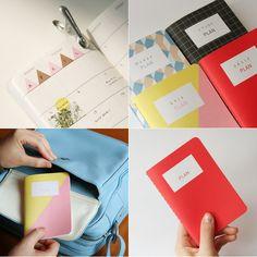 Lovely Notebook / Millimeter Milligram #notebook #office