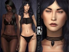 A new overlay skin for female sims! R skin 18 Found in TSR Category 'Sims 4 Skintones' Sims 4 Mods Clothes, Sims 4 Clothing, My Sims, Sims Cc, Sims 4 Body Mods, Sims 4 Collections, The Sims 4 Skin, Pelo Sims, Sims Packs