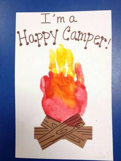 Would you like to go camping? If you would, you may be interested in turning your next camping adventure into a camping vacation. Camping vacations are fun and exciting, whether you choose to go . Camping Crafts For Kids, Daycare Crafts, Classroom Crafts, Toddler Crafts, Classroom Activities, Preschool Camping Theme, Campfire Crafts, Camping Theme Crafts, Crafts For Camp