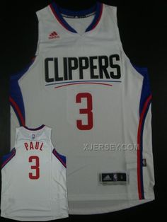 http://www.xjersey.com/clippers-3-chris-paul-white-2015-new-rev-30-jersey-hot-printed.html CLIPPERS 3 CHRIS PAUL WHITE 2015 NEW REV 30 JERSEY (HOT PRINTED) Only 35.95€ , Free Shipping!