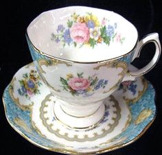 "Royal Albert ""Lady Ascot"" 1994 - 2004"
