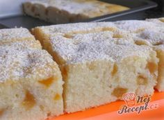 Czech Recipes, Ethnic Recipes, Cornbread, Vanilla Cake, Food And Drink, Sweets, Baking, Desserts, Millet Bread