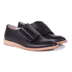 Alpha 60 - LARKIN SHOE BLACK Winter shoe collection on point