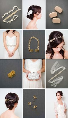 Spring 2015 Collection   Davie & Chiyo Spring Summer 2015, Band, Wedding, Accessories, Collection, Fashion, Head Bands, Valentines Day Weddings, Moda