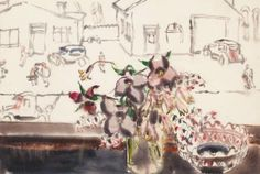 View artworks for sale by David B.Milne David B. Filter by auction house, media and more. David Milne, Canadian Painters, Edward Hopper, American Art, Impressionist, Printmaking, Still Life, Wild Flowers, Modern Art