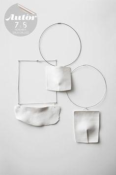 Necklace by Letizia Maggio, Italy