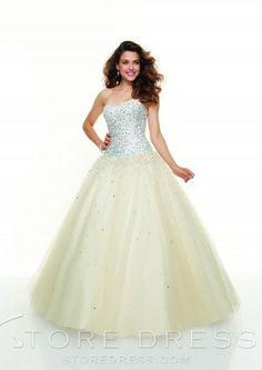 Elegant Sheath / Column Floor-length  Prom Dress 2014 New at Storedress.com