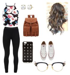 """""""Untitled #82"""" by dudeitsaaliyah on Polyvore featuring Peace of Cloth, Converse, Thom Browne, J.Crew, women's clothing, women, female, woman, misses and juniors"""