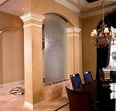 25 Gorgeous Indoor Water Fountains (Pictures) | Indoor fountain ...