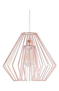 Crystal Art Gallery Metallic Hanging Lamp available at #Nordstrom