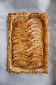 Gorgeous Ginger Pear Tart — Broke and CookingYou can find Pear dessert recipes and more on our website.Gorgeous Ginger Pear Tart — Broke and Cooking Just Desserts, Delicious Desserts, Yummy Food, Pear Dessert Recipes, Pear Recipes Breakfast, Easter Desserts, Gourmet Desserts, Plated Desserts, Sweet Tarts