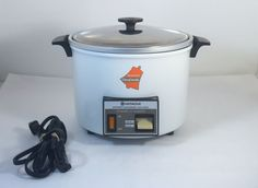CHIME-O-MATIC Hitachi Rice Cooker & Food Steamer 8.3 Cup RD-5083  #Hitachi