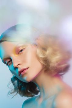 A dreamy editorial shot in Los Angeles for The Art of Hairstyling featuring model Madison Tabeek (NEXT) Dreamy Photography, Makeup Photography, Color Photography, Creative Photography, Editorial Photography, Portrait Photography, Fashion Photography Inspiration, Photoshoot Inspiration, Image Foto