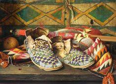 Alexander Selytin Intricate Beadwork - Southwest Gallery: Not Just Southwest Art.