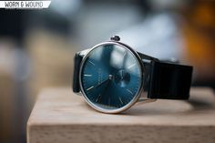 """Video: Hands-on with the Nomos Orion Midnight Edition for Timeless Luxury"" via @watchville"