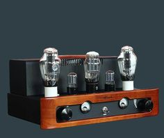High end audio audiophile vacuum tubes