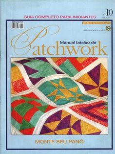 Manual do Patchwork - fascículo 10 - Marcia Regina - Picasa Web Albums...FREE BOOK!