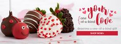 Shari's Berries ~ Special Valentine's Day Gift Ideas that are too tasty to resist! Shop @ http://www.berries.com/valentinegiftguide?PRID=SBPYPLTPO&REF=SHBPTNRFINVday17PayPal&navContent=T%3aValentine%27s%3aGift+Guide&navLocation=T%3a1-8%3a2-11