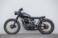 Suzuki GN400 #bratstyle discover #motomood
