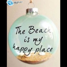 Christmas Decorations & Ideas Inspired by Sea, Sand & Shells Beach Christmas Decorations & Ideas Inspired by Sea, Sand & Shells .Beach Christmas Decorations & Ideas Inspired by Sea, Sand & Shells . Beach Christmas Ornaments, Coastal Christmas, Noel Christmas, Christmas Bulbs, Christmas Decorations, Clear Ornaments, Beach Christmas Decor, Christmas Ideas, Sand Decorations