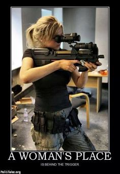 Females receive the same training as the males. This can be extended across all societies. Females should be able to defend their self and not fall victim of gender roles.