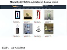 Find the magnetic levitation advertising display stand here with Igiftshub - one of the leading Igiftshub display products. Wholesale the famous brands' products in bulk with us. Over services are also available based on customized requirement. If you want more information please visit http://www.igiftahub.com