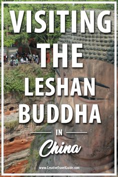 Our favourite landmark in China, the Leshan Buddha is an amazing statue carved into a mountain. With an epic story behind it's creation, you must visit.