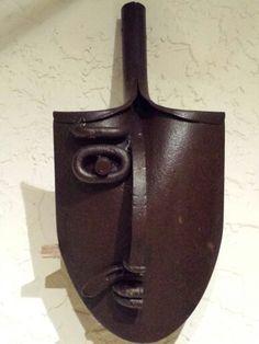 Shovel face