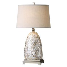 Capurso Shell Table Lamp, Other Clrs