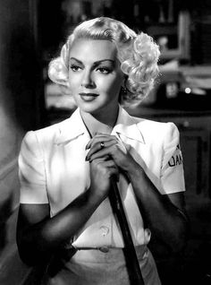 THE POSTMAN ALWAYS RINGS TWICE - Lana Turner, unfaithful wife of cafe owner - MGM - Publicity Still.