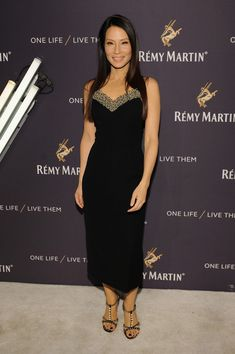 Lucy Liu Photos - Remy Martin and Jeremy Renner Present One Life/Live Them - Arrivals - Zimbio