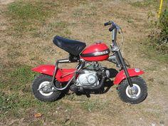 1970 Honda QA50 Frame no. QA501008832 Engine no. QA50EAA09205