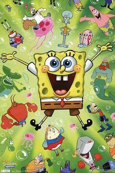 Spongebob - Burst
